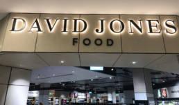 David Jones Food in Australien